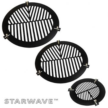 Starwave Bahtinov Mask to fit 85 -120mm OD tubes